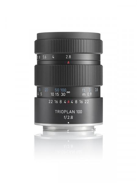 Trioplan 100 f2.8 II