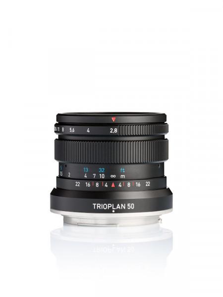 Trioplan 50 f2.8 II